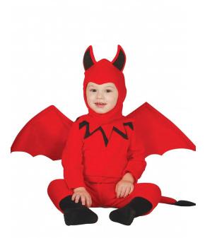 baby halloween kostuum duivel