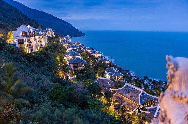 Khu nghỉ dưỡng Việt thân thiện với thiên nhiên nhất khu vực châu á-InterContinental Danang Sun Peninsula Resort