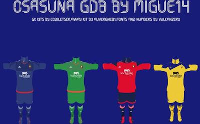 Osasuna 2015-2016