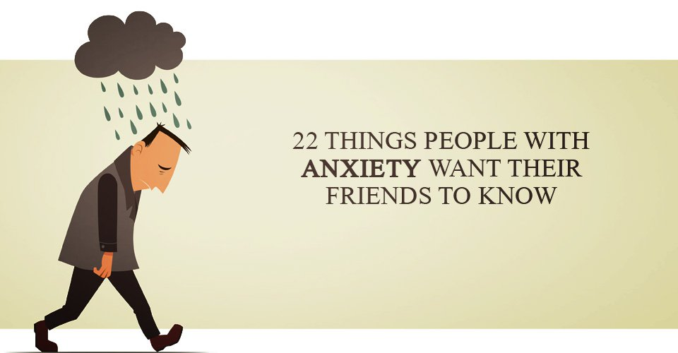 things you need to know when dating someone with anxiety