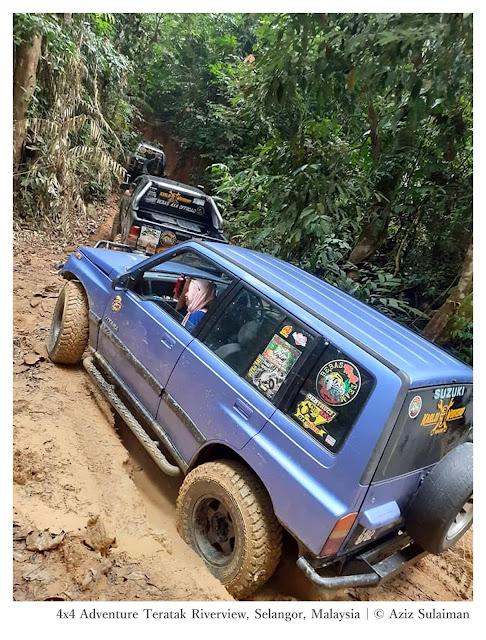 4x4 Adventure Teratak Riverview Selangor Malaysia - Ramble and Wander