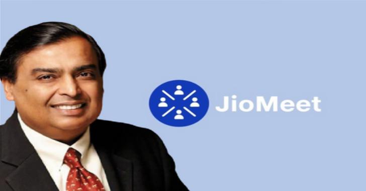 Reliance Jio Launches JioMeet App To Take On Zoom