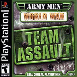 Download Army Men: World War – Team Assault (Ps1)