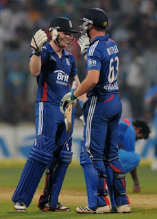India vs England 2nd T20I 2012 Highlights