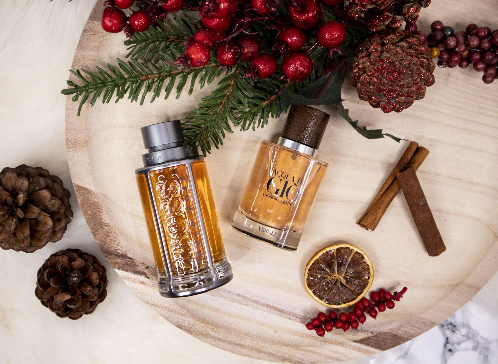 die besten winterdüfte für herren Hugo Boss BOSS The Scent Armani Acqua di Giò Absolu Eau de Parfum