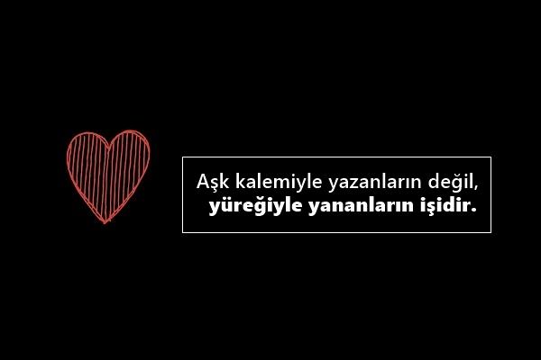 Romantik Aşk Sözleri