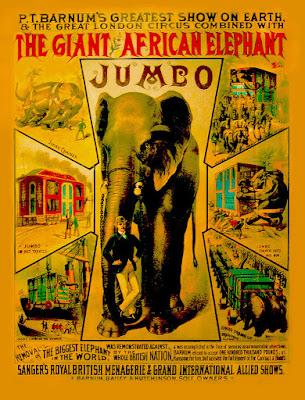 Jumbo - The Giant African Elephant