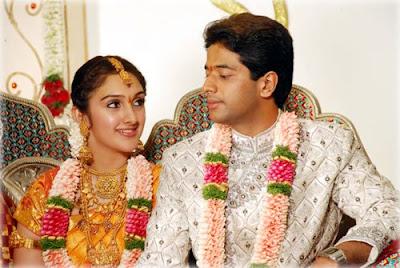 Sridevi Vijaykumar and Rahul wedding