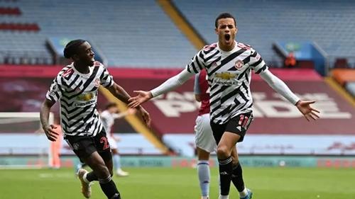 Manchester United Gasak Aston Villa, Manchester City Tunda Pesta Juara Liga Inggris