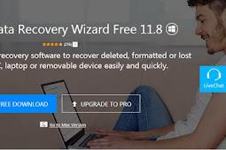 Mengembalikan File Yang Hilang dengan EaseUS Data Recovery Wizard Free