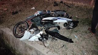 Terlibat Kecelakaan Pengendara Honda Beat Meninggal Dunia di Aceh Timur