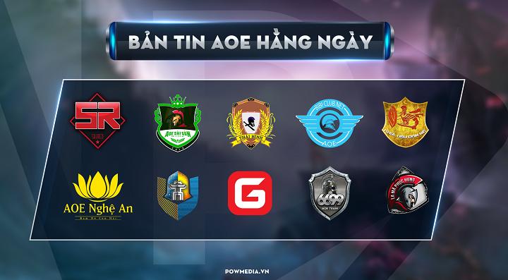 [AoE] Bản tin AoE chiều 17 tháng 9: Chim Sẻ Đi Nắng sẽ tham gia AoE Việt Nam Open