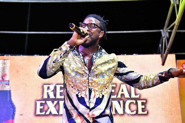 DSC 0913 - Harrysong thrills fans at Legend's Real Deal Experience Concert in Enugu