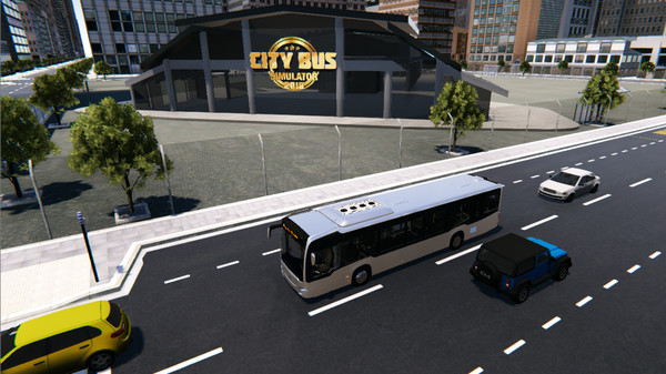 City Bus Simulator 2018 Free Download Screenshot 1