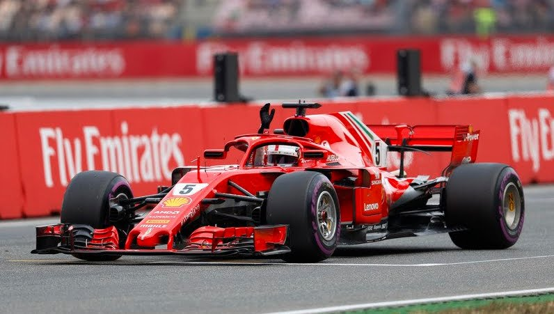 Vedere Partenza Gara GP Germania Streaming Gratis Rojadirecta Formula 1.