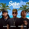 MUSIC:DJ Spinall ft Fireboy DML & 6Lack- Sere Remix