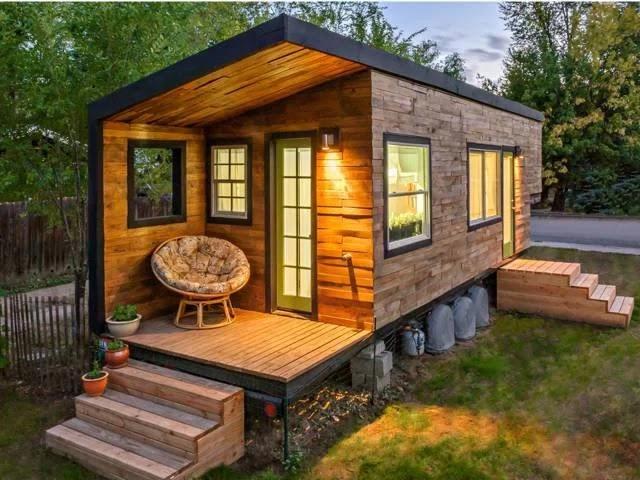 22 diseños de casas de madera