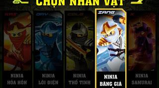 Ninja lego 2 cuộc chiến đầy kịch tính