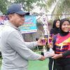 Memeriahkan HUT Ke - 76 Kabupaten Tangerang, Camat Kresek Gelar Tournament