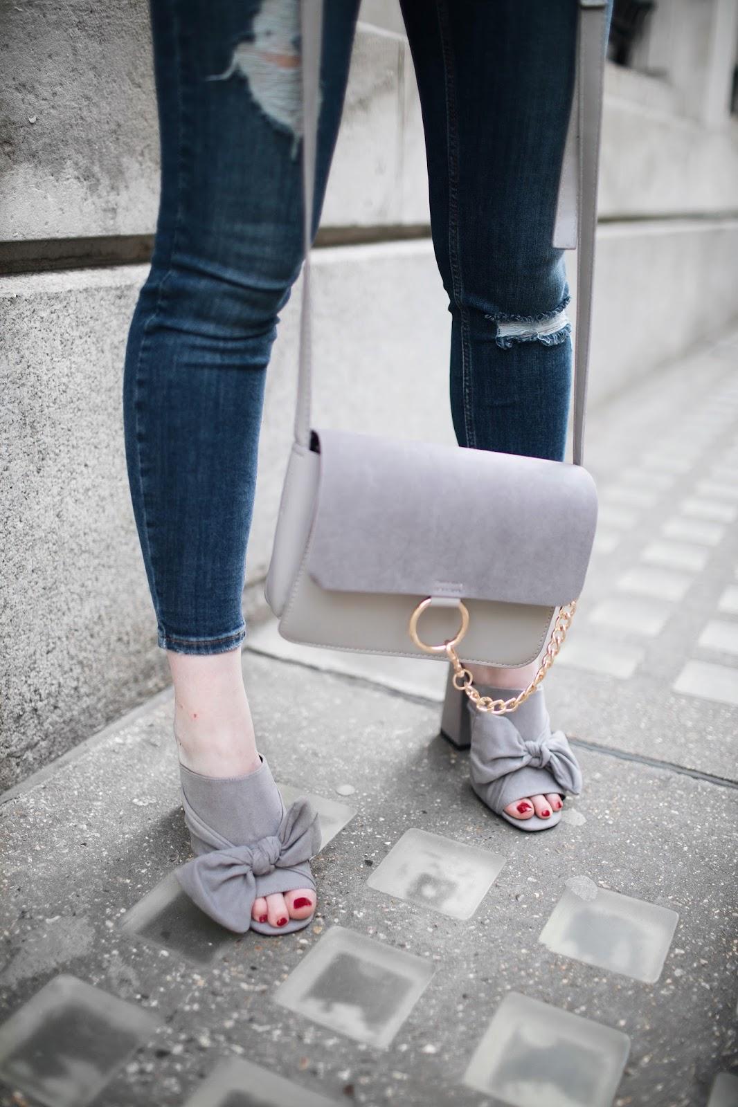 """color of the year 2017, 2017 dulux colour, denim drift colour, denim drift, 2017 fashion colour, london based petite fashion blogger, fashion blog, style blog, petite style blog, london based style blog, england style blog, england fashion blog, england petite blog"