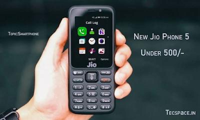 Jio Phone 5