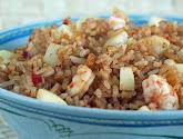 belachan fried rice