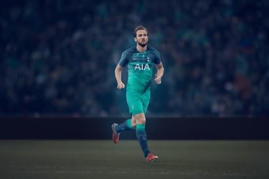 トッテナム・ホットスパーFC 2018-19 ユニフォーム-サード-ハリー・ケイン