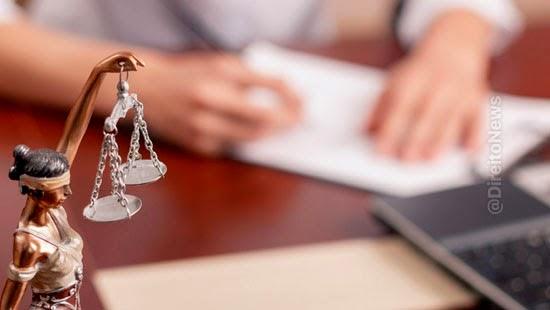 estagiaria direito assina intimacao processo bahia