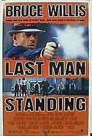 Watch Last Man Standing 1996 Megavideo Movie Online