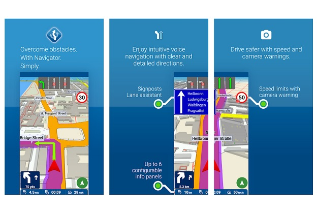 MapFactor Navigator - Δωρεάν πλοήγηση GPS χωρίς σύνδεση στο δίκτυο