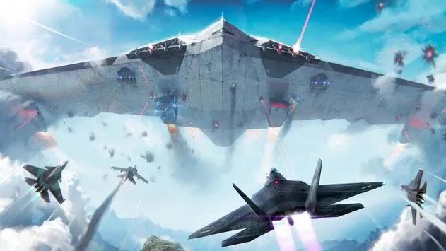 الطائرات الحربية الحديثة Modern Warplanes: لعبة تصويب الطائرات PvP