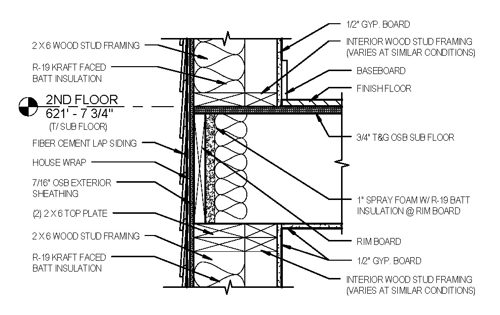 Exterior Wall Construction Details Installation Details The Best Quality Project On