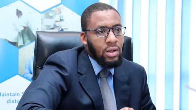 Chibanzi Mwachonda tests positive of Coronavirus