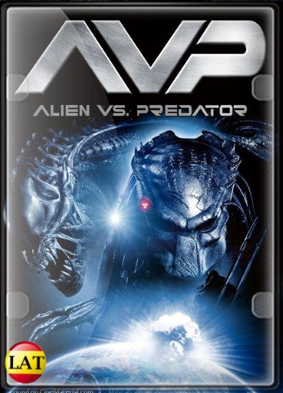 Alien vs Depredador (2004) EXTENDED DVDRIP LATINO