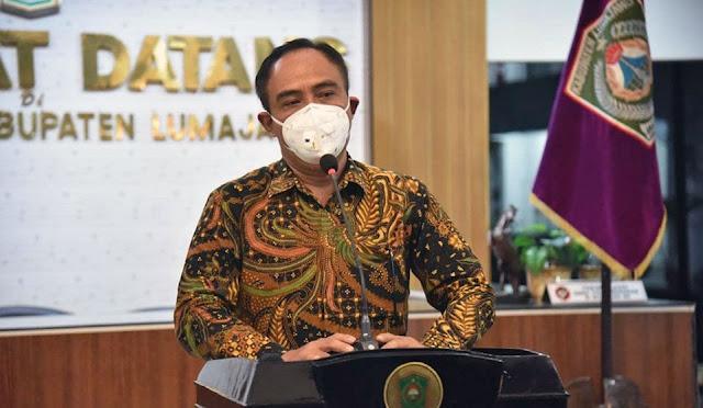 Dinas Kesehatan Lumajang dr. Bayu Ignasius Wibowo