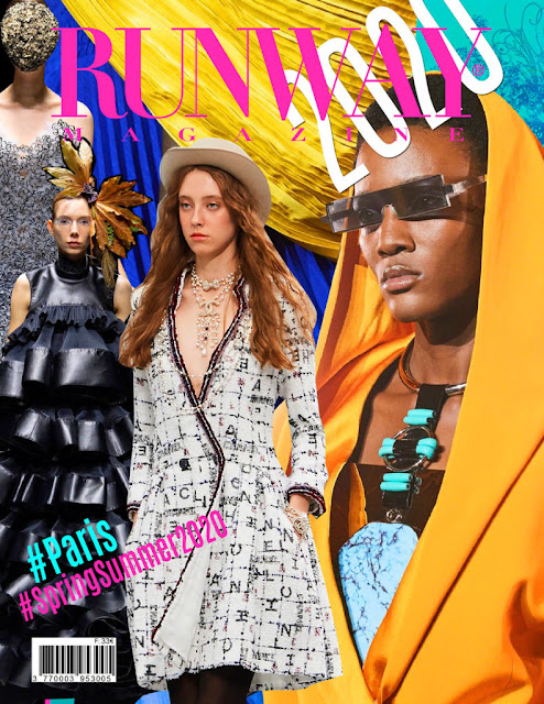 Runway Magazine 2020 Paris Spring Summer Collections