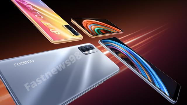 Realme  X7 5G Best smartphone under 20000