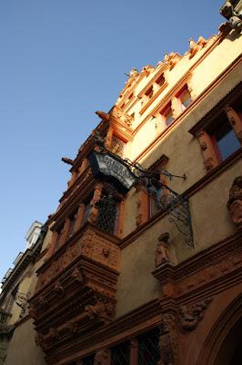 La Maison des Tetes una delle case più celebri di Colmar