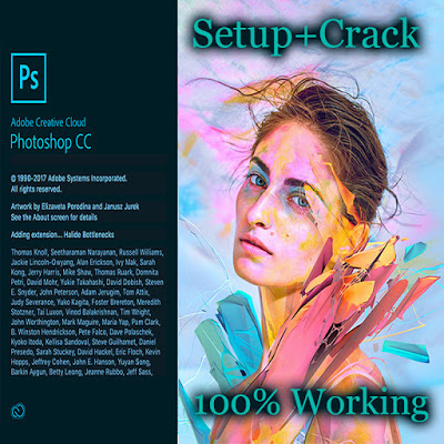 photoshop 2018 free download crack