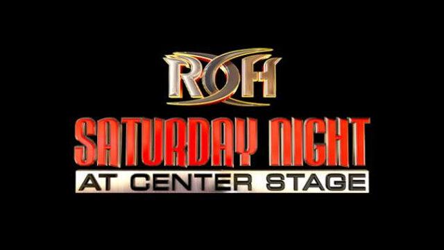 Título muda de mãos no ROH Saturday Night at Center Stage