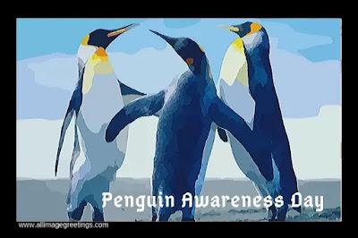 world penguin awareness day 2021