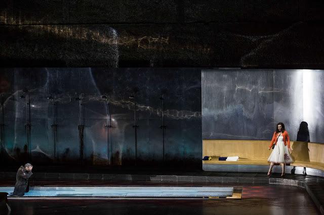 Richard Strauss: Elektra - Ausrine Stundyte - Salzburg Festival (Photo Bernd Uhlig)