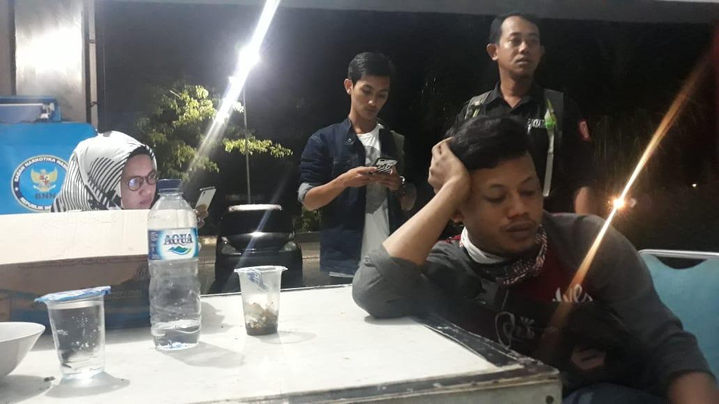 Ingin Konfirmasi Tangkapan BNN, Oknum BNN Bone Malah Terkesan Usir dan Halangi Wartawan