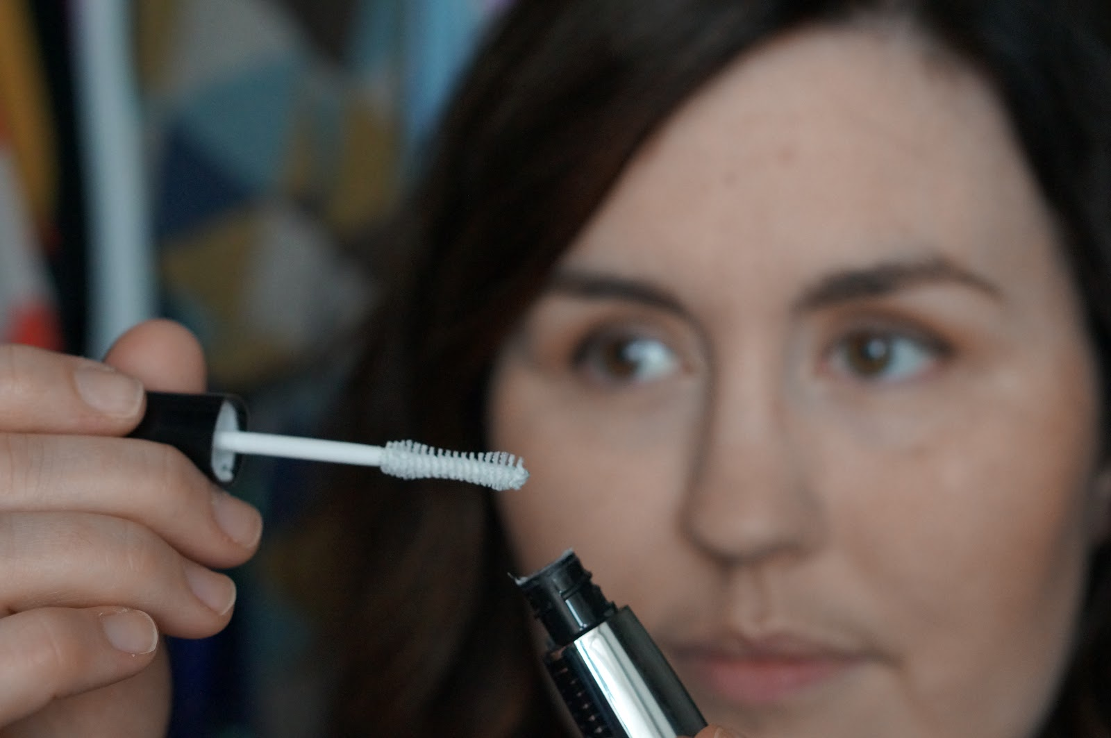 Rebecca Lately L'Oreal Voluminous Superstar Mascara Primer