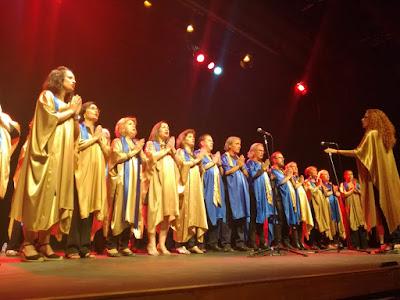 Coro Gospel Sounds Granada