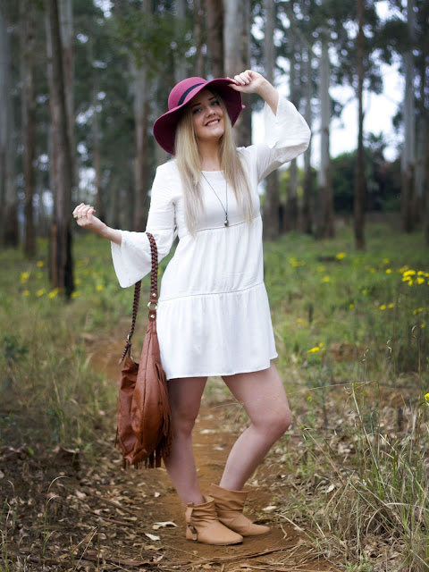 Jane Wonder || Beaknik Boho Lookbook