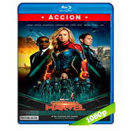 Capitana Marvel (2019) BDREMUX HD 1080p Latino