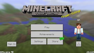 Download Minecraft: Pocket Edition 0.16.0.5 Apk