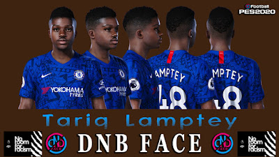 PES 2020 Faces Tariq Lamptey by DNB