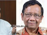 Kritik Mahfud MD Haram Tiru Pemerintahan Nabi, Ustadz Tengku: Haayyaaa.. CELAKA BESAR Kalau Begini